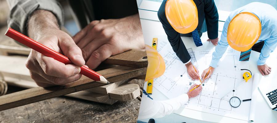 Sådan går du fra håndværker til leder på byggepladsen